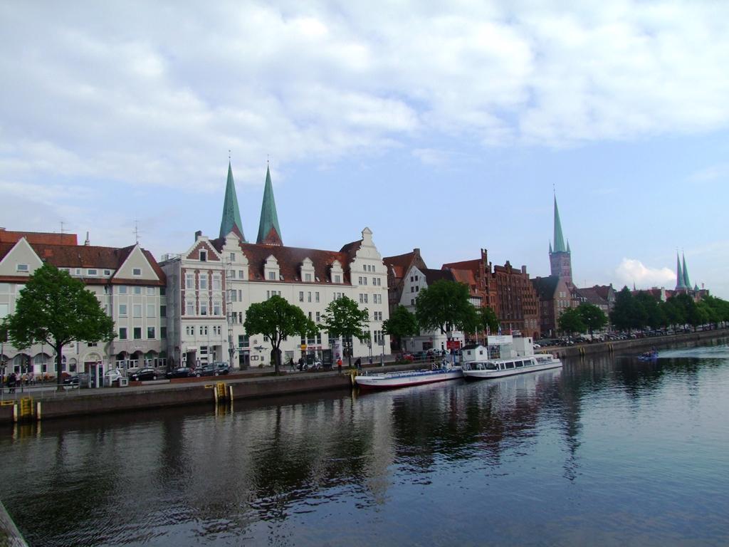 Bienvenue à Lübeck