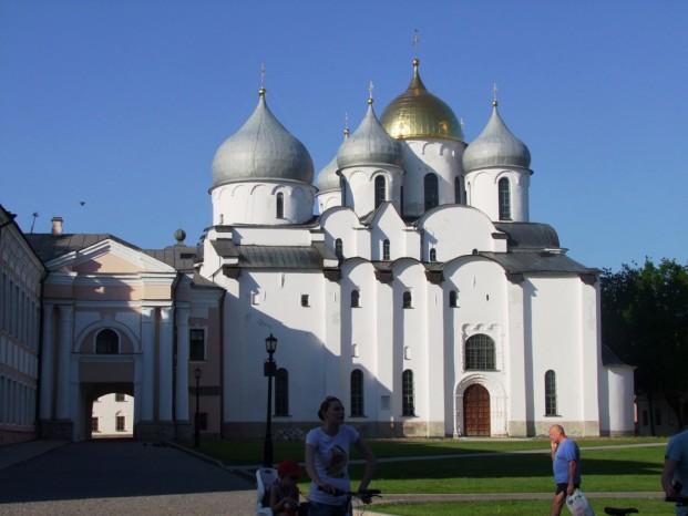 La Cathedrale Sainte-Sophie.