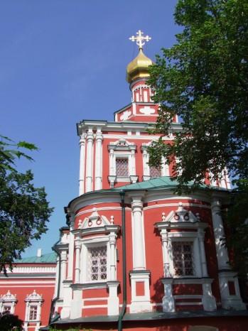 La cathédrale de la Dormition.