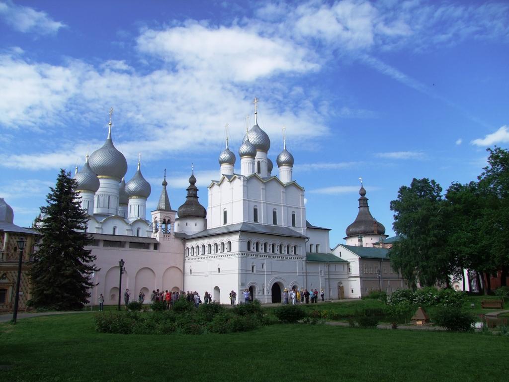 Le Monastère de la Sainte-Trinité de Serguiev Possad