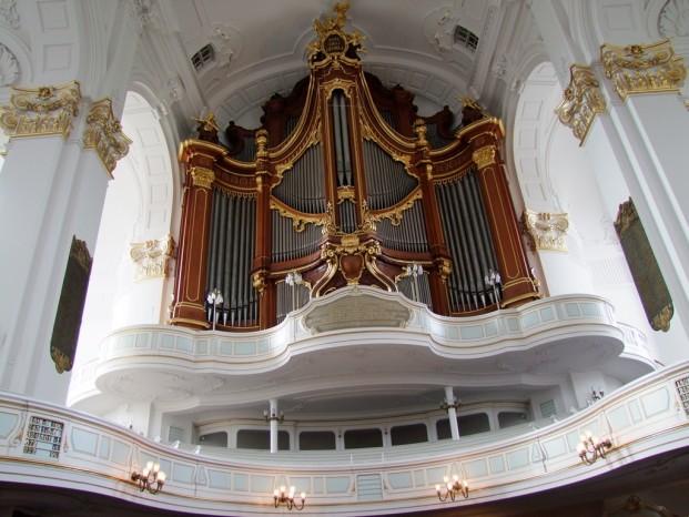 Les orgues de l'eglise St Michel