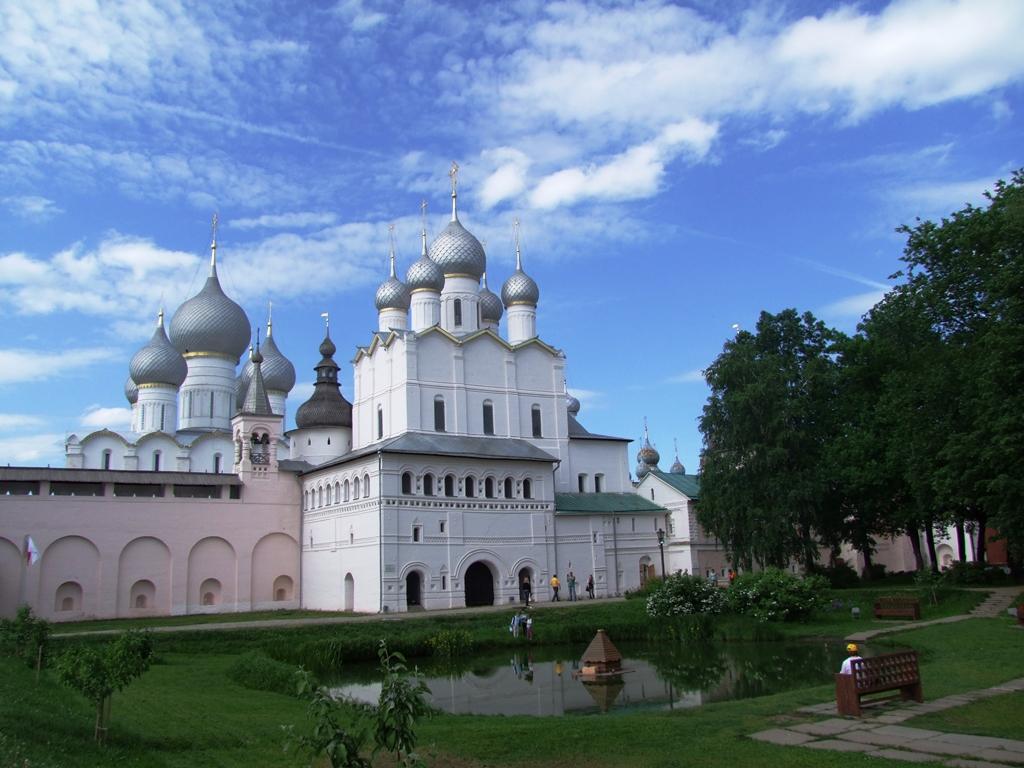 Monastère de la Sainte-Trinité de Serguiev Possad