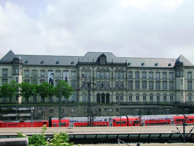 Musée des arts appliqués à Hambourg.