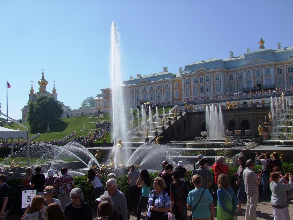 Une autre vue du Grand Palais