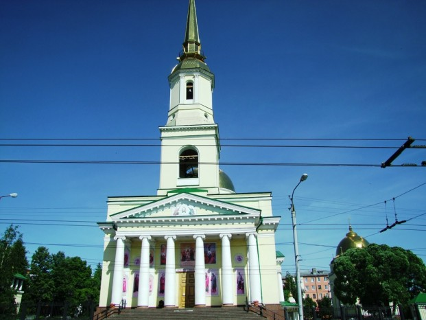 A Ijevsk.