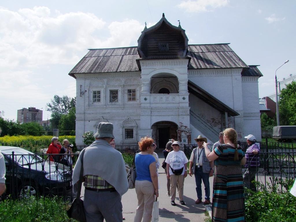 A Nijniy Novgorod.