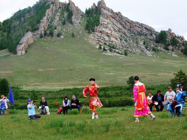 Dances traditionnelles.