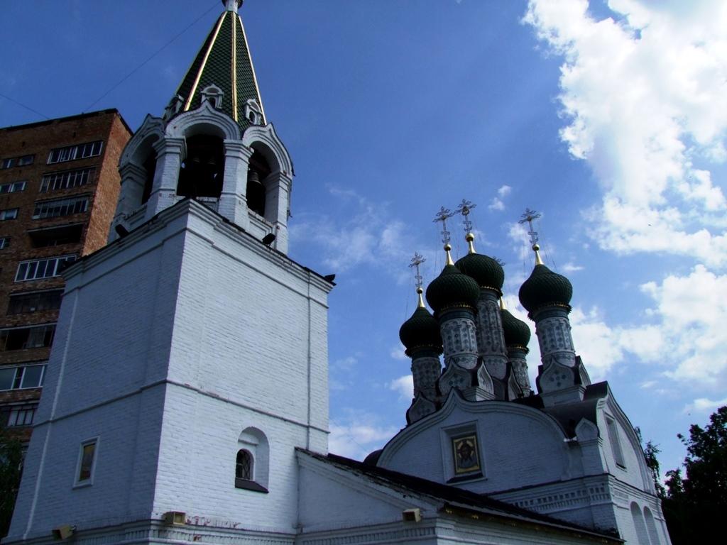 L'Église de L'Assomption.