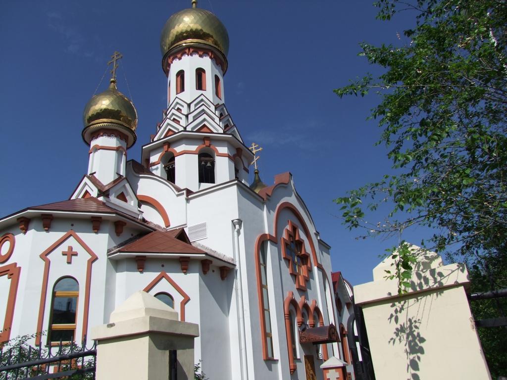 La Cathedrale, Tchita.