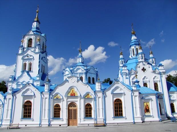 La Cathedrale Znamensky.