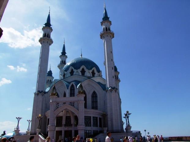 La Mosquée Khul Sharif.