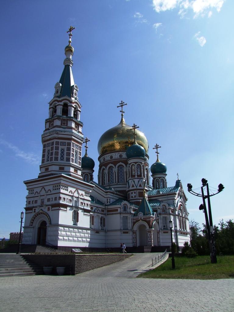 La cathédrale de l'Assomption.