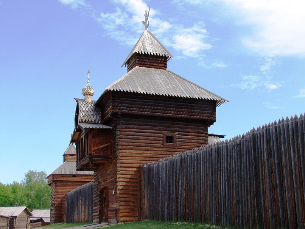 La forteresse de Talsy.
