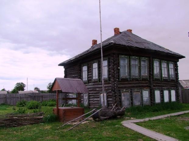 La maison parentale de Raspoutine.