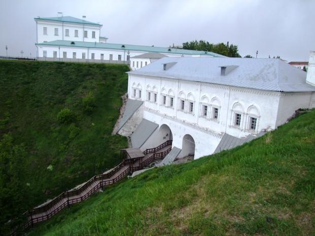 La porte du Kremlin.