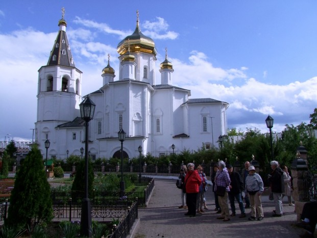 Le monastère de la Sainte-Trinité