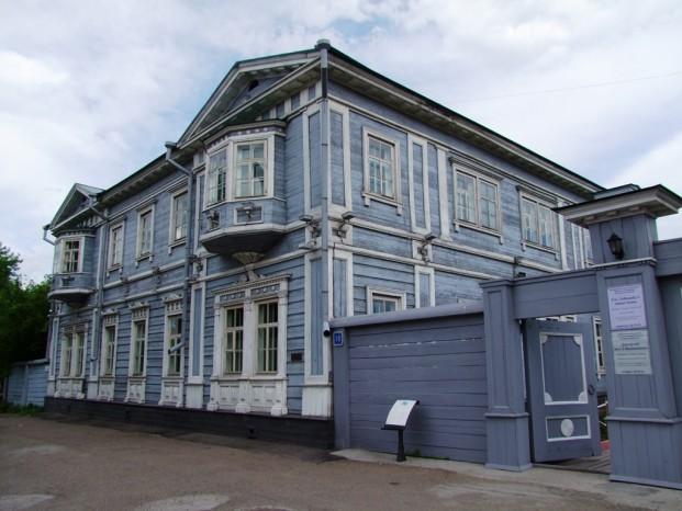 Le musée des Décembristes.