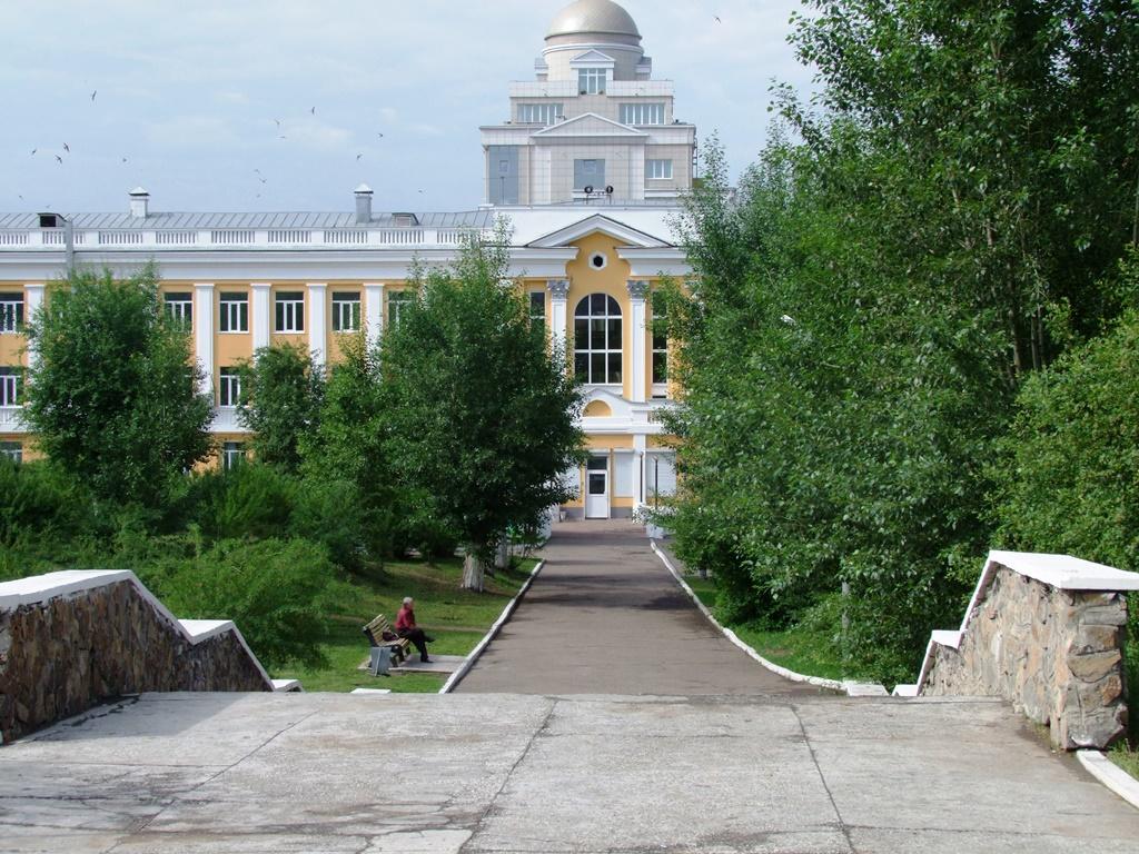 Le musée millitaire.