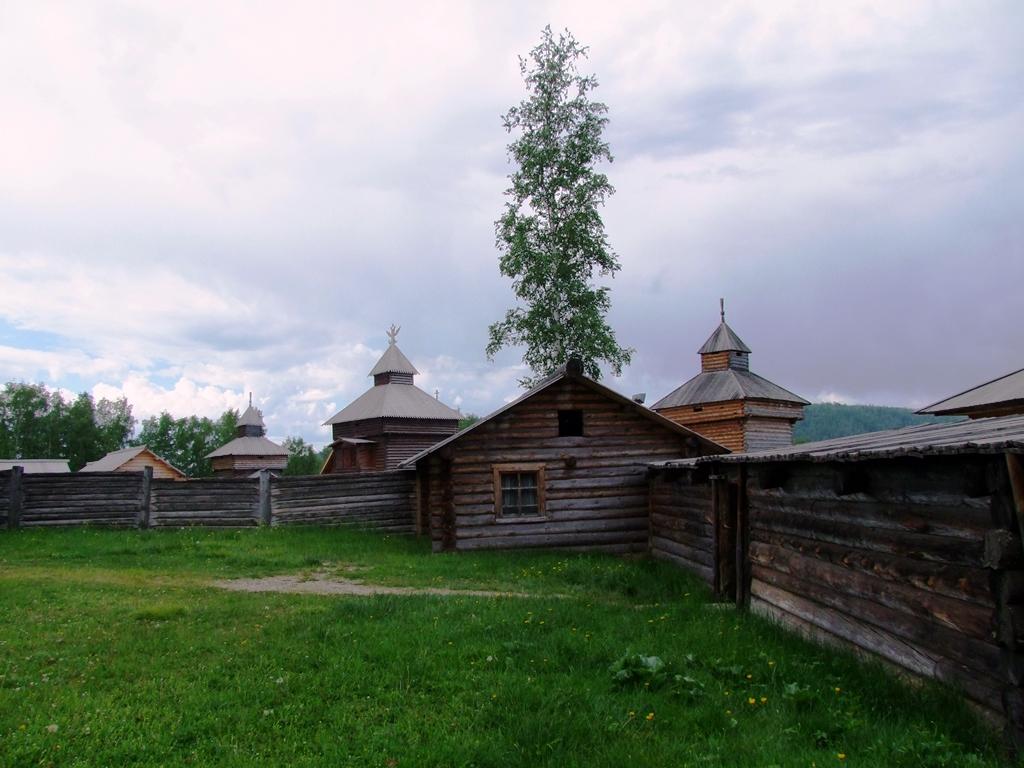 Le village Talsy.