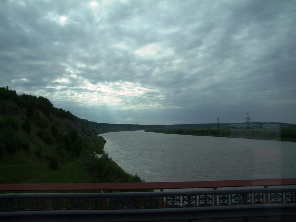 Sur la route à Omsk. (2)