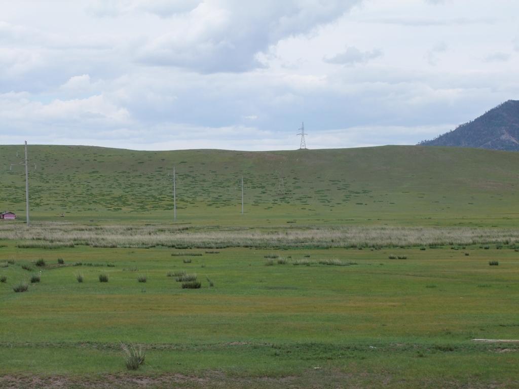 Vers la Mongolie.