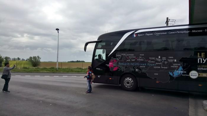 Wallonie en route vers Namure_1